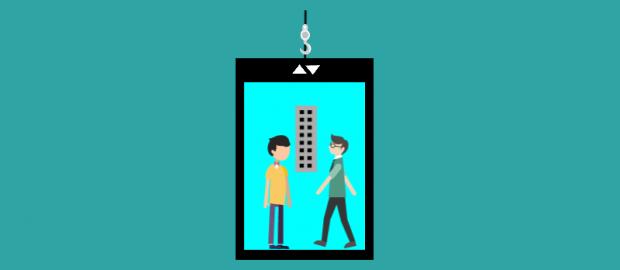 Elevator pitch discurso de presentación